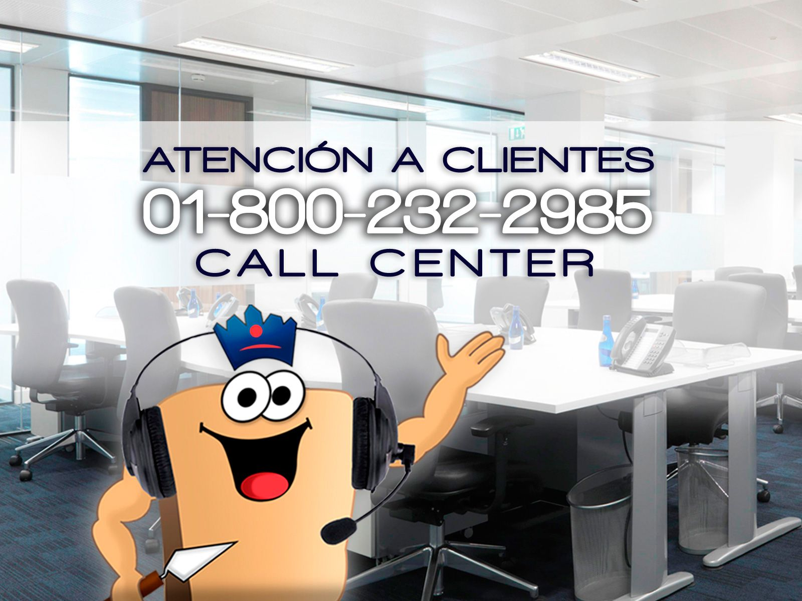 Slide Movil CallCenter